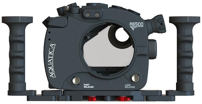 Aquatica A6500 Underwater  Housing for Sony A6500