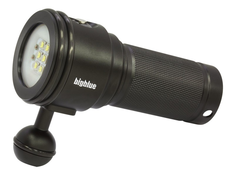 Big Blue VL3500P (3500 Lumens) Underwater Video Light