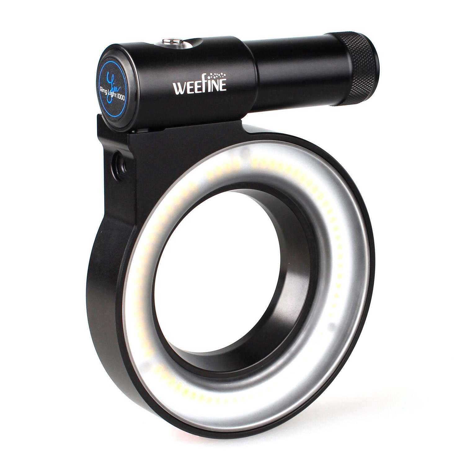 Kraken Ring Light 1000 (1000 Lumens) Underwater Video Light
