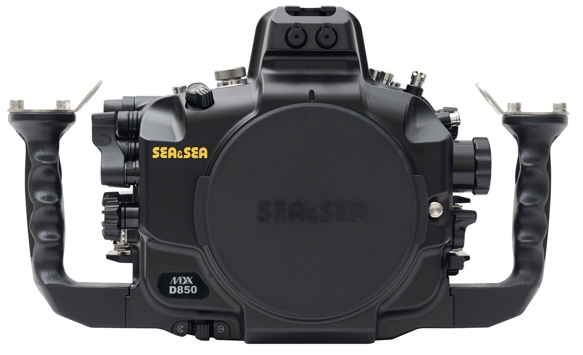 Sea and Sea MDX-D850 Underwater DSLR Housing for Nikon D850