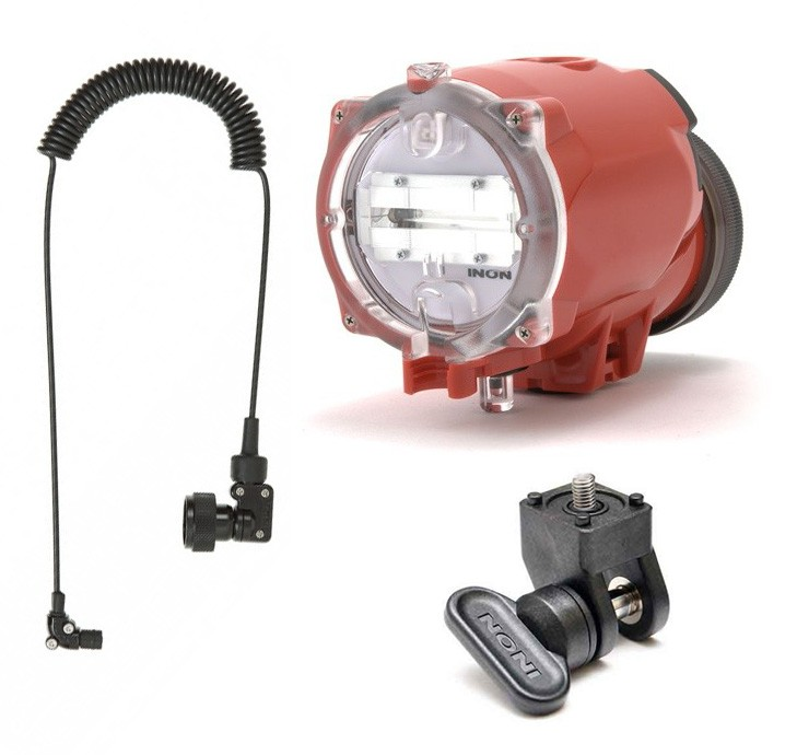INON S-2000 w/cable Underwater Strobe Flash