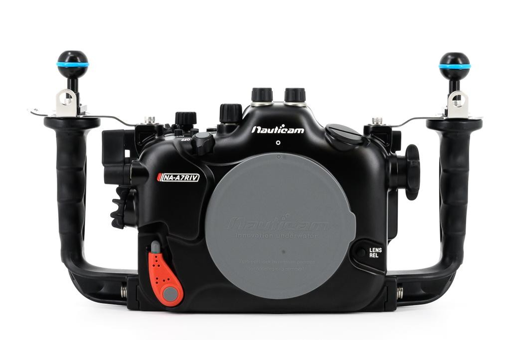 Nauticam NA-A7RIV Underwater  Housing for Sony A7R IV