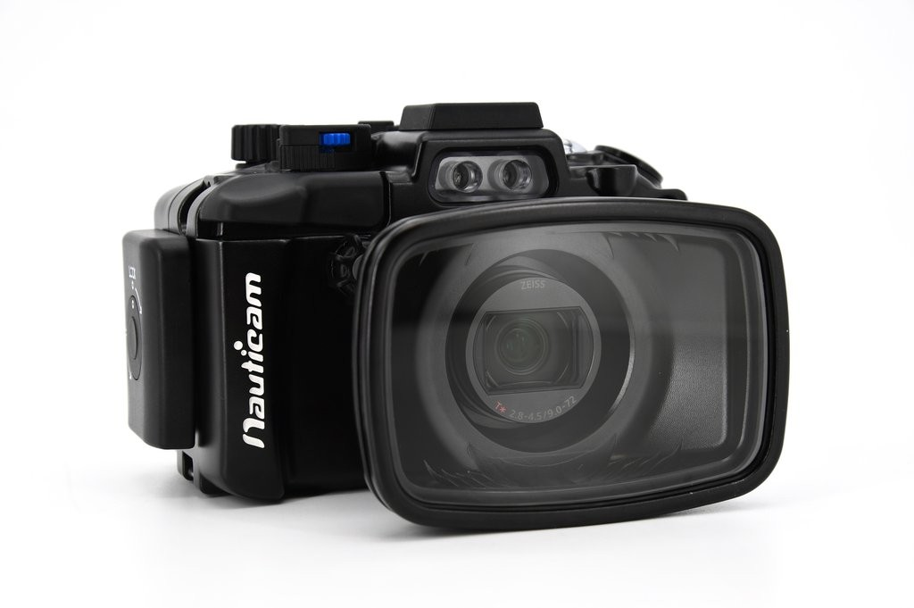 Nauticam NA-RX100VII Underwater Housing for Sony RX100 VII (Mark 7)