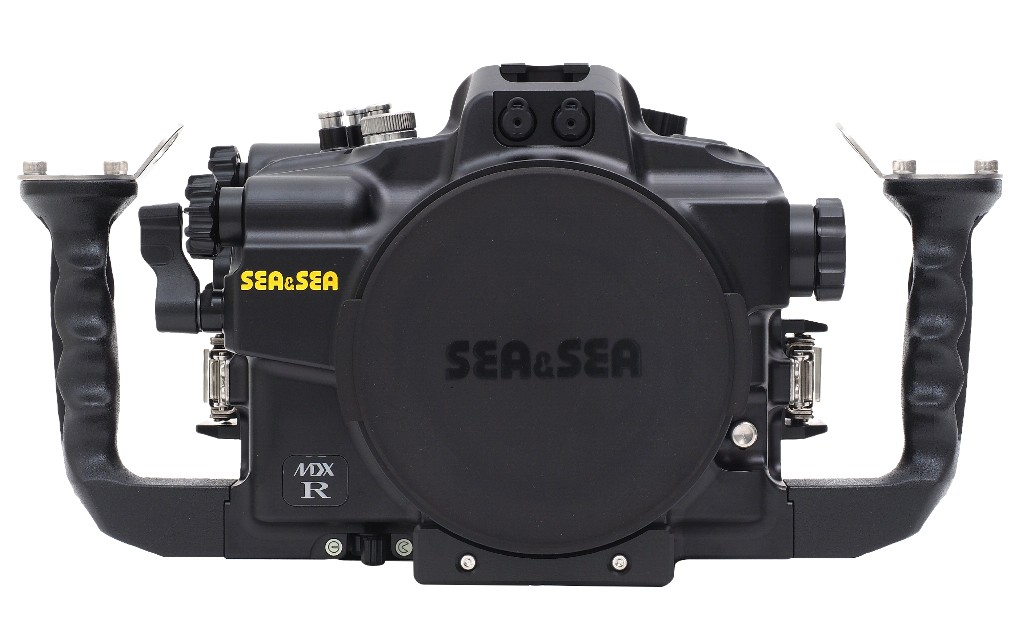 Sea and Sea MDX-R Underwater DSLR Housing for Canon EOS R