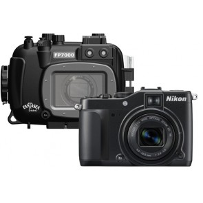 Fantasea 11181 FP-7000 FP7000 Underwater Camera  & Housing - Nikon Coolpix P7000