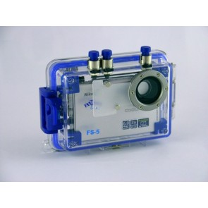 Fantasea 1121 FS-5 FS5 Camera Underwater Housing -- For Nikon Coolpix S5 And S8