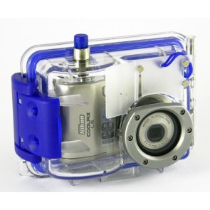 Fantasea 1128 FL-6 FL6 Camera Underwater Housing -- For Nikon Coolpix L6