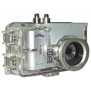 Fantasea 1210 FL-10 FL10 Camera Underwater Housing -- For Nikon Coolpix L10