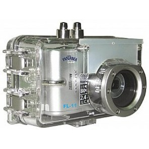 Fantasea 1211 FL-11 FL11 Camera Underwater Housing -- For Nikon Coolpix L11
