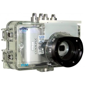 Fantasea 1214 FL-14 FL14 Camera Underwater Housing -- for Nikon Coolpix L14