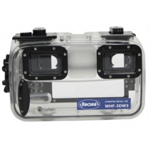 Recsea WHF-3D W3 Underwater Housing for Fujifilm 3D W3 Camera