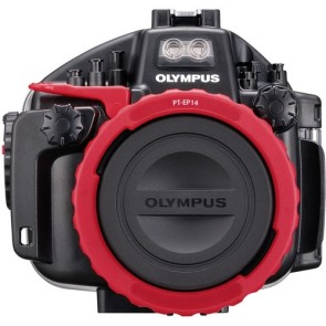 Olympus PT-EP14 Underwater Housing for Olympus OM-D E-M1 Mark II