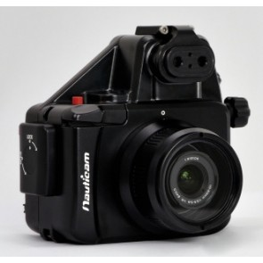 Nauticam 17207 NA-V1 housing for Nikon V1 camera