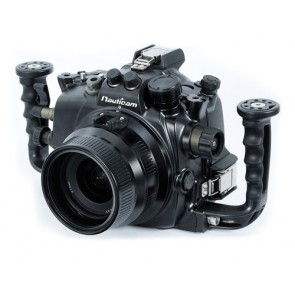 Nauticam 17205 NA-7D Underwater Housing for Canon 7D DSLR Camera