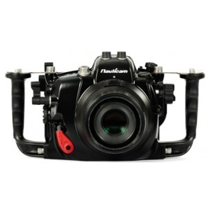 Nauticam NA-5DMKIII (V2) No Bulkhead Underwater DSLR Housing for Canon 5D Mark III (Mark 3)