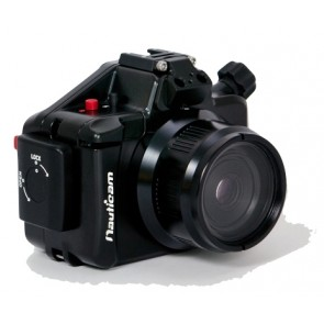 Nauticam 17704 NA-GF3 housing for Panasonic GF3 camera
