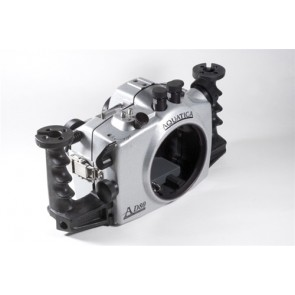 Aquatica D80 - Nikon D80 Digital Camera Housing with dual bulkheads