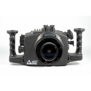 Aquatica 40D  - Canon 40D Digital Camera Housing with dual bulkheads