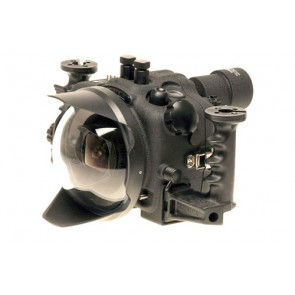 Aquatica 5D MK II - Canon 5D MK II Digital Camera Housing with dual bulkheads