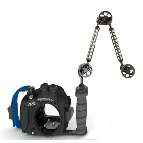 Aquatica AN-5N housing for Sony NEX-5N camera w/ Tray and Arm