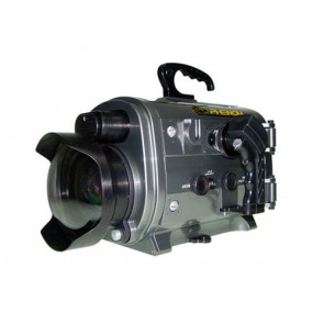 Amphibico Underwater Video Housing - PHENOM (with Dome Port) Series for SONY HDR-VX1000 , HVR-Z5
