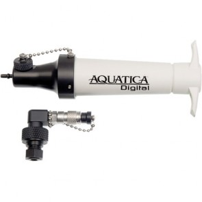 Aquatica - Vacuum valve and pump