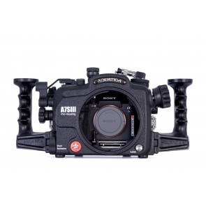 Aquatica A7SIII Underwater Housing - Front