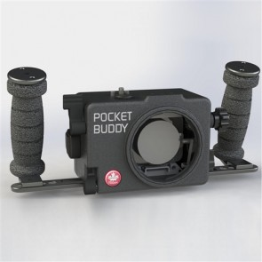 Amphibico Blackmagic Pocket Buddy (Vacuum Kit Included) Underwater Video Housing For Blackmagic Pocket Cinema Camcorder