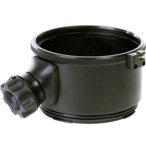 "Aquatica - Port extension with focus knob 63,5mm / 2,50"""