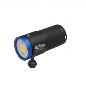 Big Blue CB10000PB-RC (10000 Lumens) Underwater Video Light