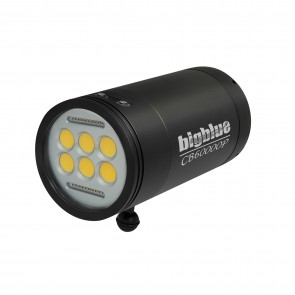 Big Blue CB60000P (60000 Lumens) Underwater Video Light