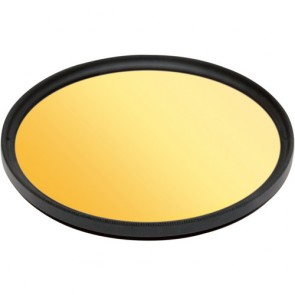 Big Blue - Yellow Camera Filter 67mm for Fluoro Photography
