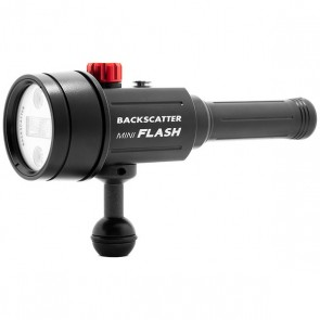 Backscatter MF-1 Underwater Strobe Flash left