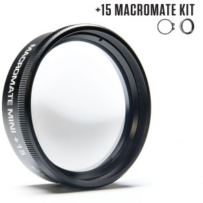 Backscatter - FLIP4 MacroMate Mini +15 with 55mm Filter Holder