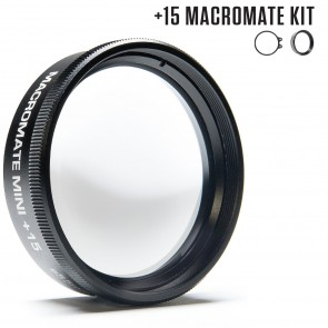 Backscatter - FLIP5 MacroMate Mini +15 with 55mm Filter Holder