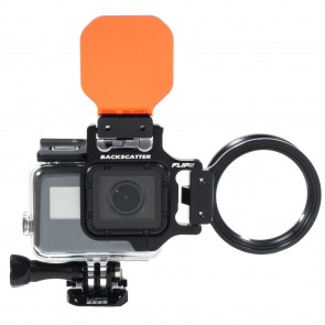 Backscatter - FLIP5 3-Filter Kit w/ Shallow, Dive & Deep Filters AND MacroMate