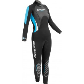 Open Box Cressi - Morea Lady 3mm Wetsuit - Medium