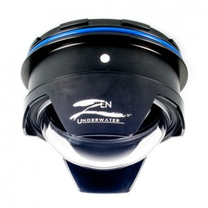 Zen - 100mm Fisheye Dome with Removable for Sea&Sea with Canon 8-15/4L