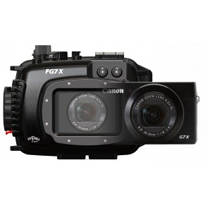 Fantasea FG7X Underwater Housing AND Canon G7X (Direct Import) Camera