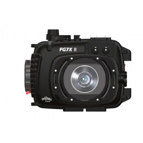Fantasea FG7X II housing - Front View