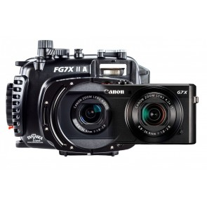 FG7X II A M16 Underwater Housing and G7X II Camera