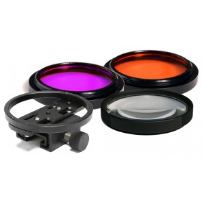 Fantasea - Optics Set A - 55mm for FRX100 IV Housing