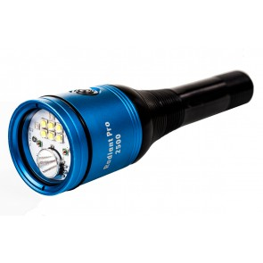 Fantasea Radiant PRO 2500 (2500 Lumens) Underwater Video Light