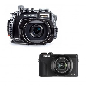 Fantasea Underwater Camera and Housing Bundle FG7XIII-CAM- 01