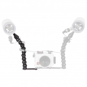 Ikelite - Action Tray II Extension with DS51 Strobe Arm for ULTRAcompact