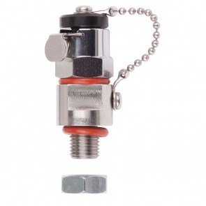 "Ikelite - Vacuum Valve for Control Gland 3/8"" Inch Holes"