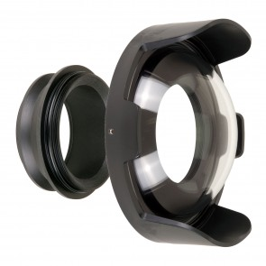 Ikelite  - Modular 8-inch Dome Kit with 3.5-inch Lens Extension