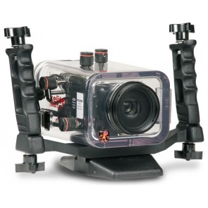 Ikelite 6038.53 Underwater Video Housing For Sony CX550, MC50 Camcorder