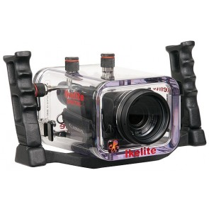 Ikelite 6085 Underwater Video Housing For Canon HF G10, G20 Camcorder
