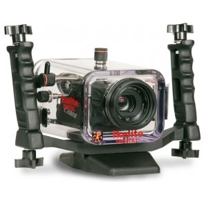 Ikelite 6096 Underwater Video Housing For Canon HFS20,S21,S30,S200 Camcorder